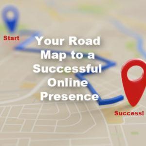 Road Map to Success online by Houston Web Designer Steven Carr