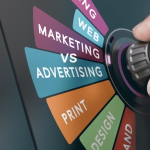 Marketing and Advertising…what's the difference?