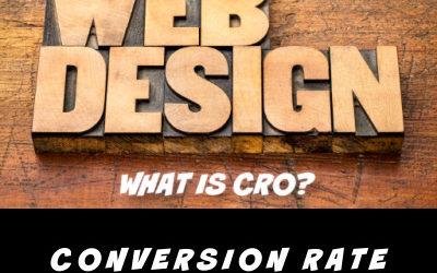 CRO – Conversion Rate Optimization