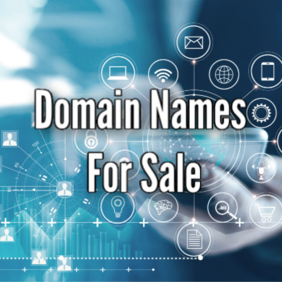 Domain Names for Sale by Houston Web Designer Steven Carr