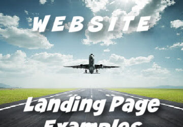 Part 2 – Landing Page examples