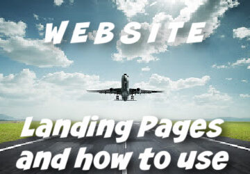 Landing Pages and how to use them!